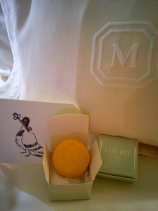 The Mark - Macaroons