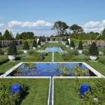 A Peek Inside Newport's Blue Garden