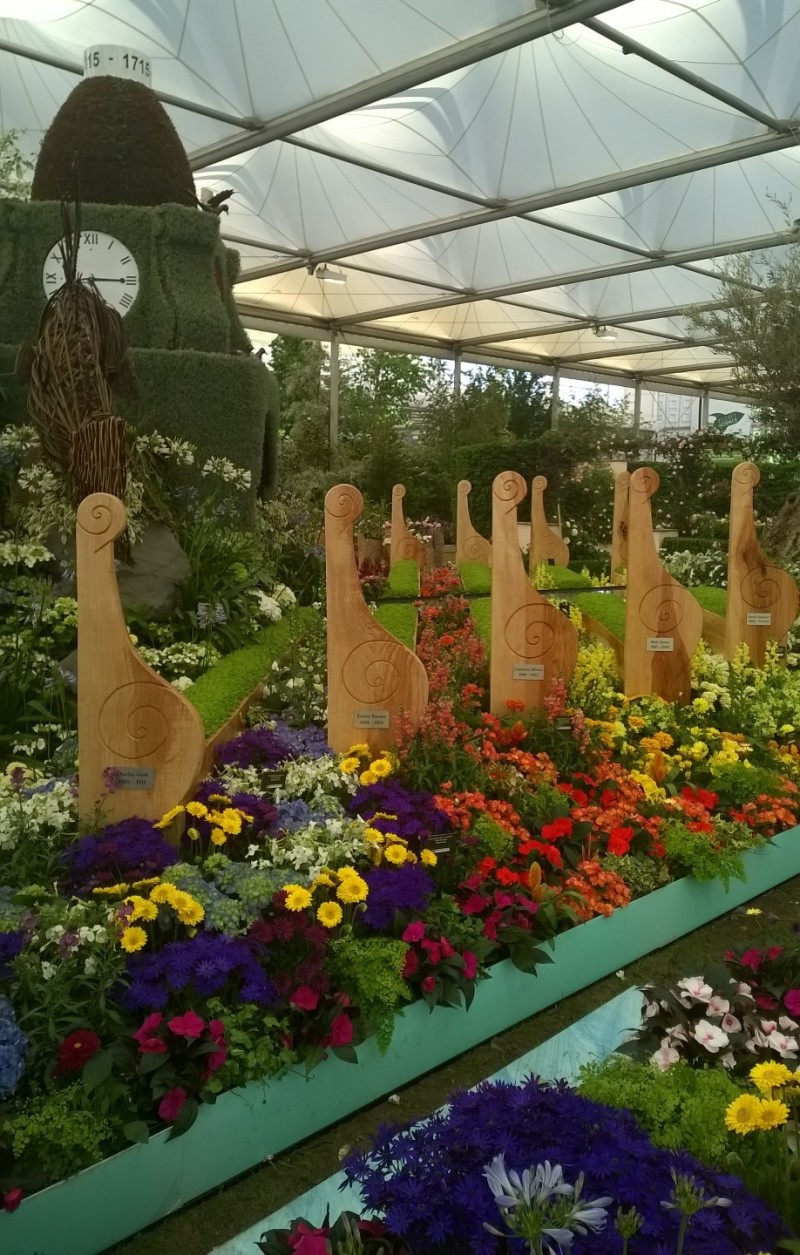 My London Trilogy - Part I: The Chelsea Flower Show - Private Newport