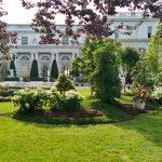 An Insider's View of Past Newport Flower Show Highlights