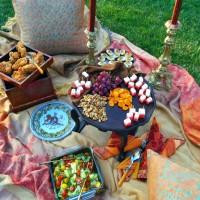 'Iris in Wonderland' Picnic