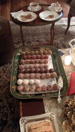 Christmas Tea & Cookies