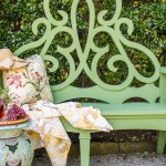 A Must-Have Garden Accessory: The Parterre Bench