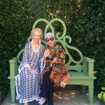 Iris Apfel: Out and About in Newport