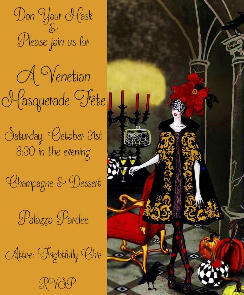venetian-masquerade