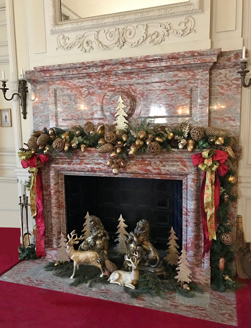 a gilded christmas newport style private newport