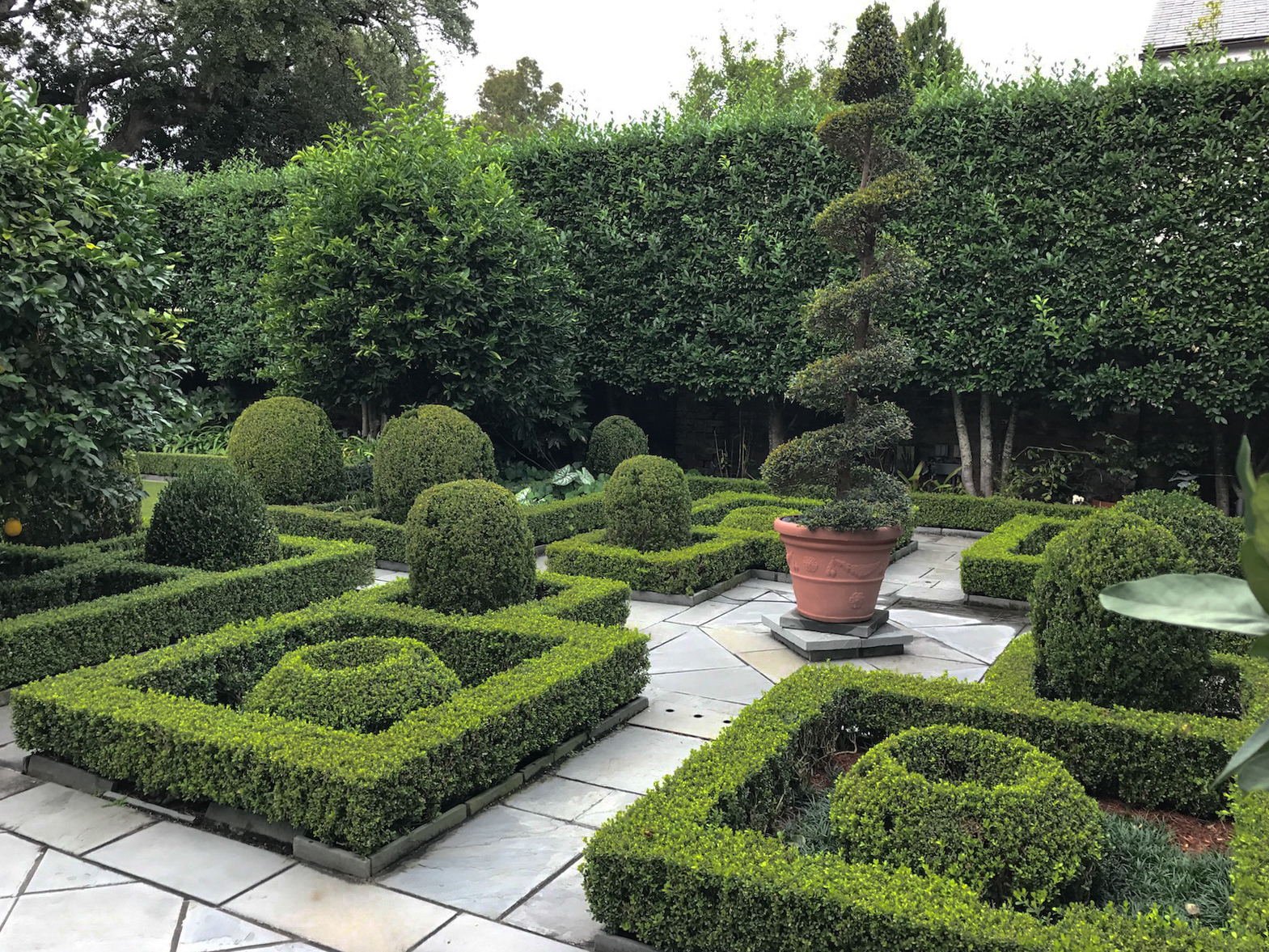 Garden Landscaping Newport : Inspiring garden design rooms with a view private newport