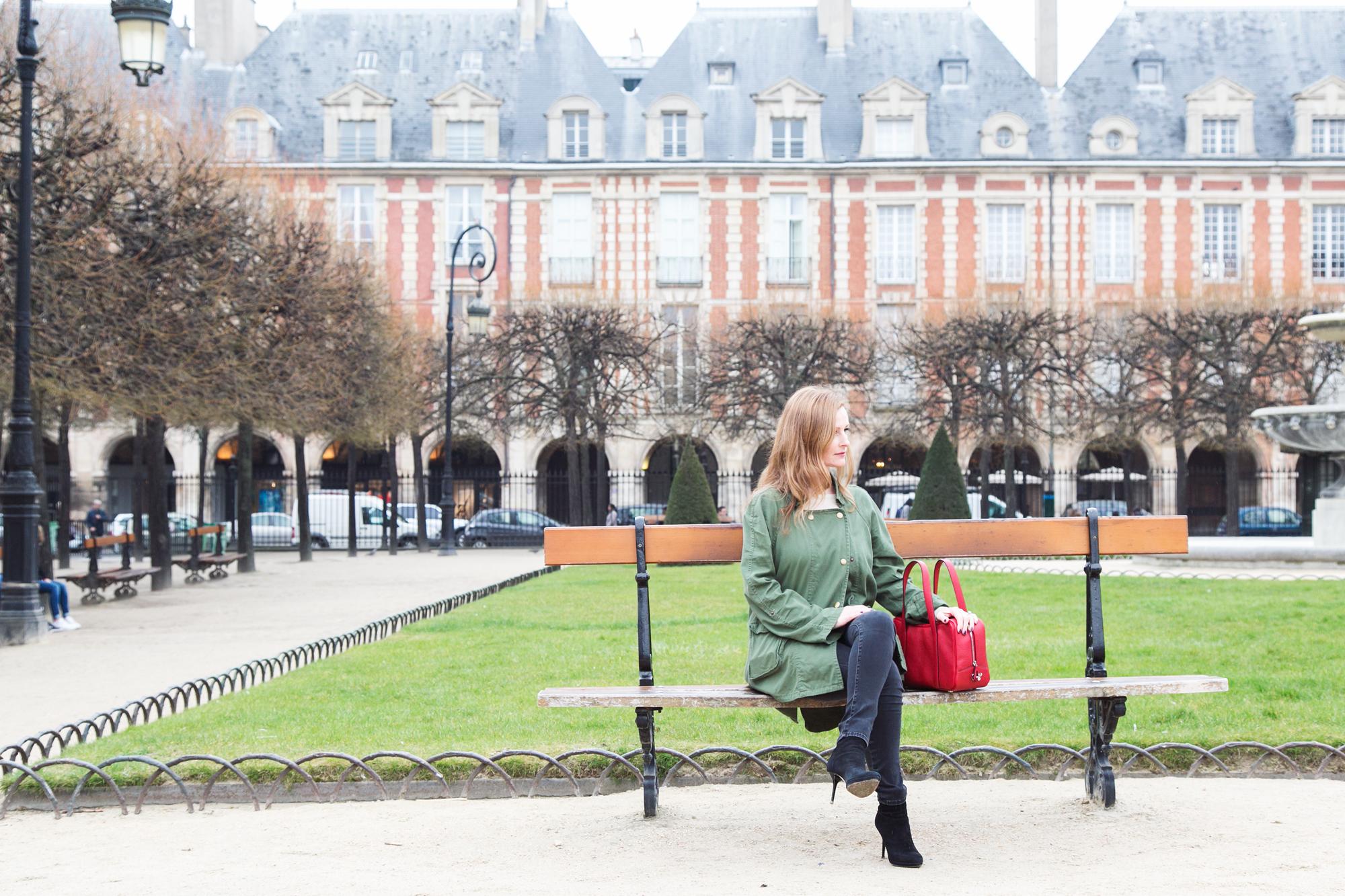 April in paris an intimate perspective private newport - Comptoir des cotonniers place des vosges ...