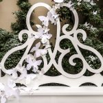 Holiday Dreaming: The Parterre Bench