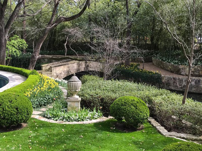 Inspiring Garden Design: A Daffodil Landscape in Dallas - ... on garden design center, garden design denver, garden design los angeles, garden design georgia, garden design chicago, garden design toronto, garden design atlanta, garden design in florida, garden design arkansas, garden design edmonton,