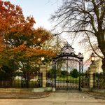 Bellevue Avenue in Fall Color