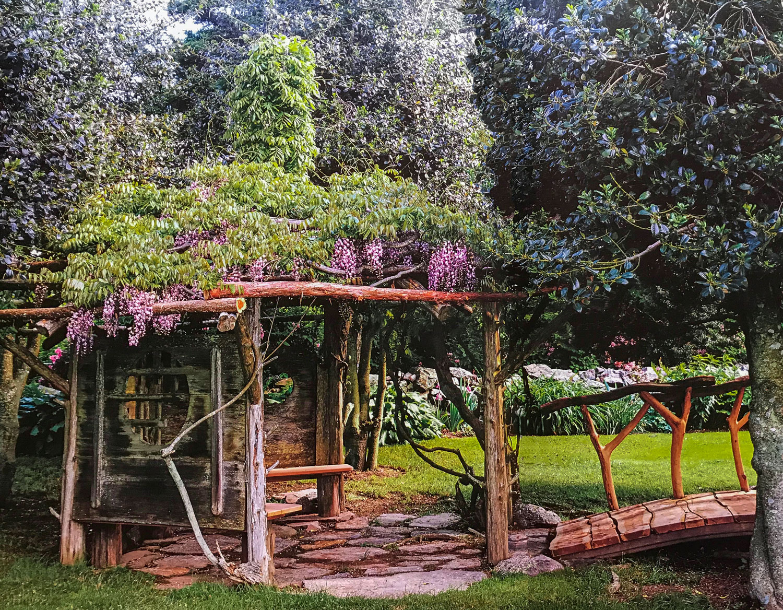 Inspiring Garden Design: An Olmsted Japanese Garden ...