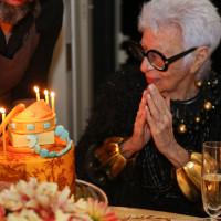 Celebrating Iris Apfel's 95th Birthday