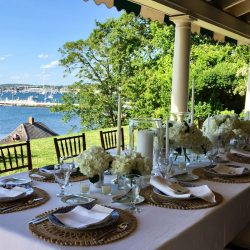 11 Magical Summer Spaces: Newport's Private Side