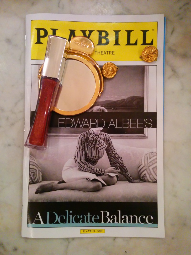A Delicate Balance play NYC