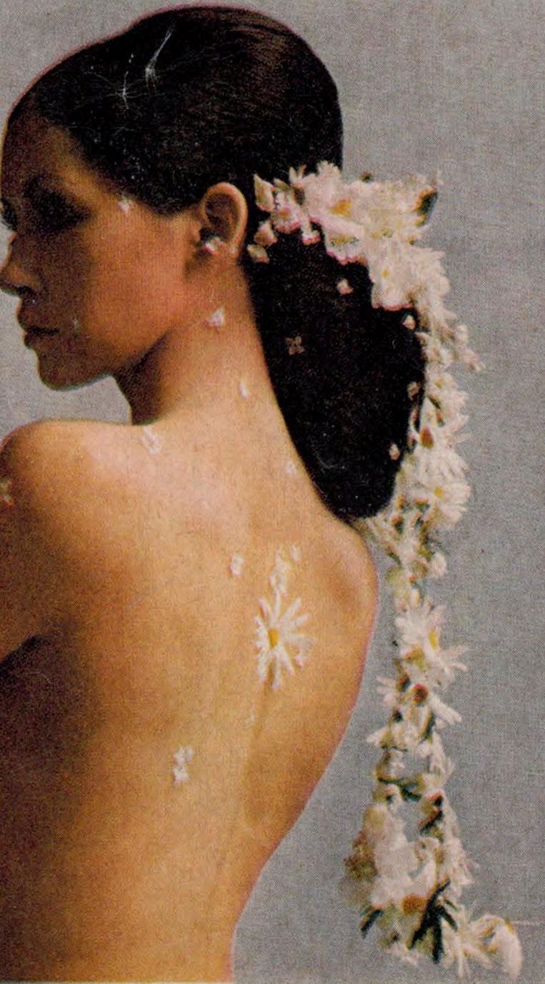 Hair for Wedding (Flowers)