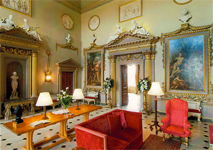 Ditchley Hall -
