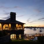 """""""The Arthur Curtiss James"""" Boathouse"""