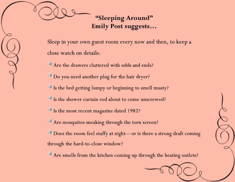 """""""Sleeping Around"""""""