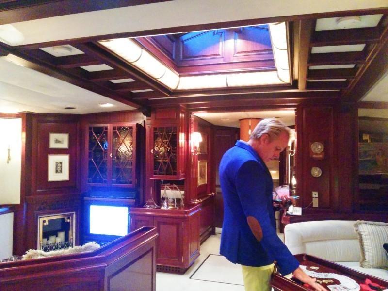 Yacht - Kent Russel