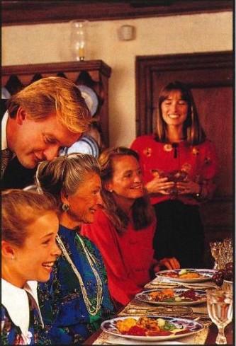 Thanksgiving Entertaining