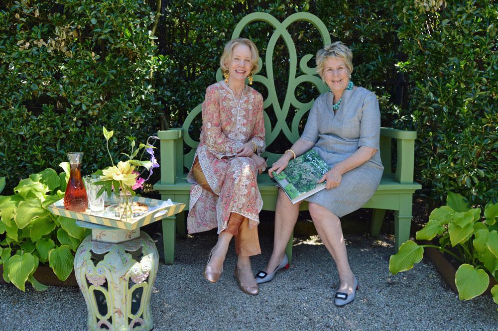Bunny Williams On Garden Style Private Newport