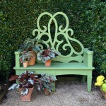 A Life of Its Own: Musings on the Parterre Bench
