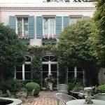 Inspiring Garden Design: A New Orleans Courtyard Garden