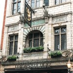 London Pubs: Architecture Galore