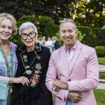 She's Back! Iris Apfel in Newport