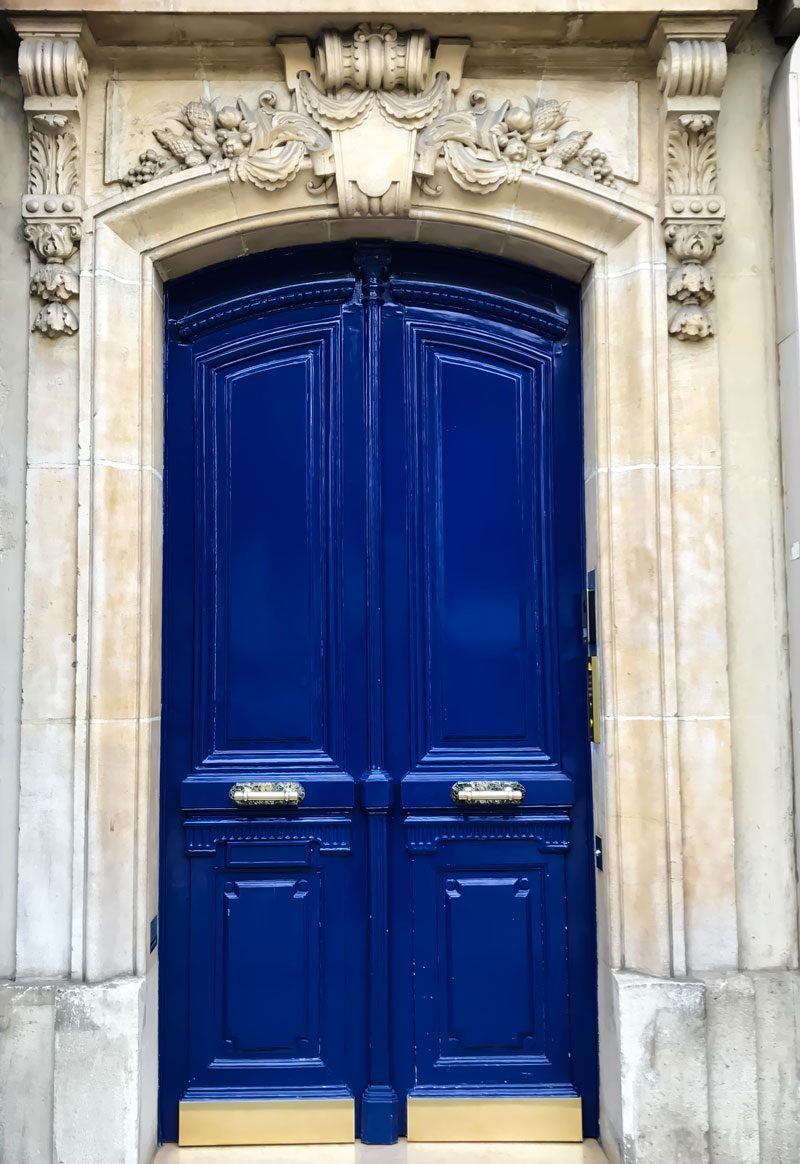 Paris Doors Making An Entrance Private Newport