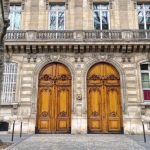 Paris Doors: Making an Entrance