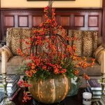 All Around the House: Decorating with Pumpkins