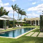 Palm Beach, a Taste for Regency