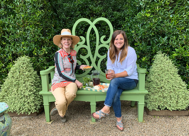 My Newport Flower Show Tastemakers Diary Private Newport