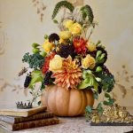 Creating a Thanksgiving Centerpiece