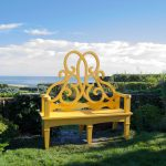 Ode to Newport 2: The Parterre Bench