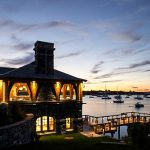 "Inspiring Architectural Design: ""Commodore"" James's Boathouse"